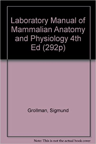 Amazon.com: Laboratory Manual of Mammalian Anatomy and Physiology ...