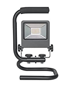 OSRAM – Projecteur de Chantier LED Endura Flood – Etanche IP65 – 20W – 1440 lumen – Orientable – Blanc Froid 4000K – Gris Anthracite