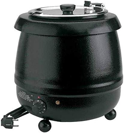 Lacor - 69037 - Olla Calentador Sopa eléctrico 10 Litros: Amazon ...