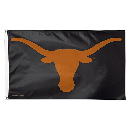 WinCraft NCAA Texas Longhorns 3'x5' Flag, One Size, Team Color