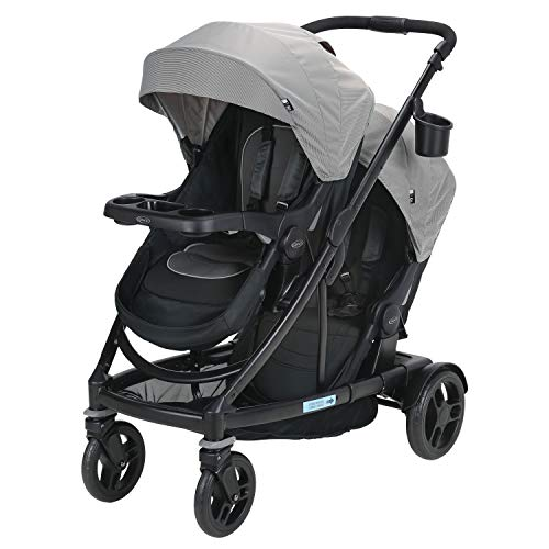 Graco Uno2Duo Double Stroller - Oakley