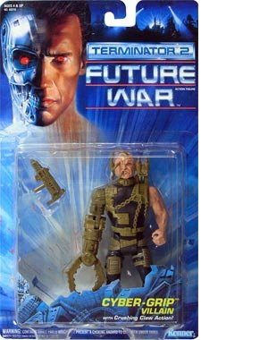 Terminator 2: Future War Cyber-Grip Villain Figure ()