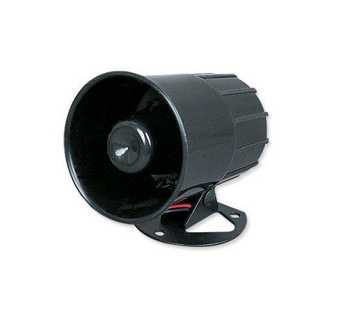 Megatronix - SC615 - Super Loud 12Volt 118db 15Watt Six Tone Car Alarm Siren