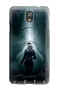 New WaIALRi6197vXCCe Prometheus 5 Skin Case Cover Shatterproof Case For Galaxy Note 3