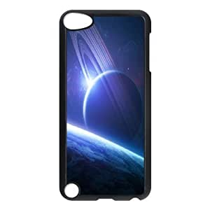 Planets Universe 17 Ipod Touch 5 Case, [Black]