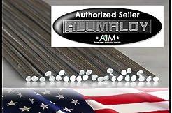 Alumaloy 10 Rods - Easy Aluminum Repair ...