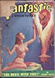 img - for FANTASTIC ADVENTURES: August, Aug. 1950 book / textbook / text book