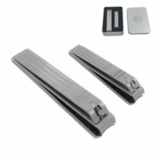Daixers Stainless Steel Nail Clipper/Toenail Clippers Set