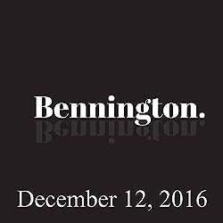 Bennington, December 12, 2016