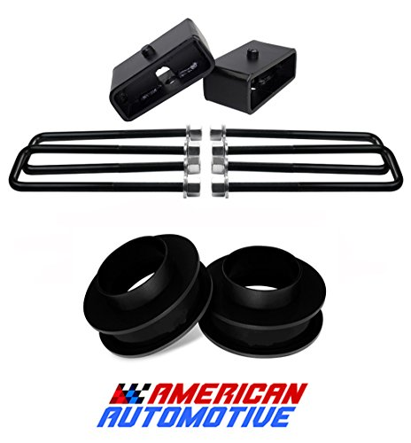 01 dodge ram 1500 2wd lift kit - 3
