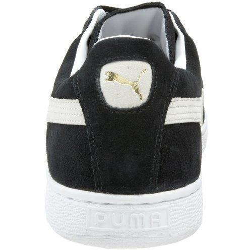 Puma 352634, Zapatillas Unisex Adulto negro/blanco