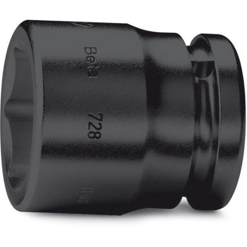 Beta 728 32mm 3//4 Drive Impact Socket 6 Point with Chrome Plated
