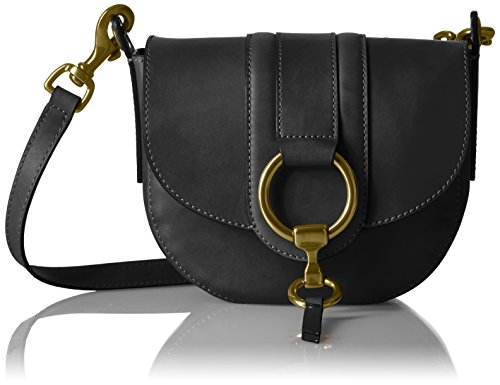 Black Crossbody Small Harness Ilana Bag Saddle FRYE 5EIOYwqxn