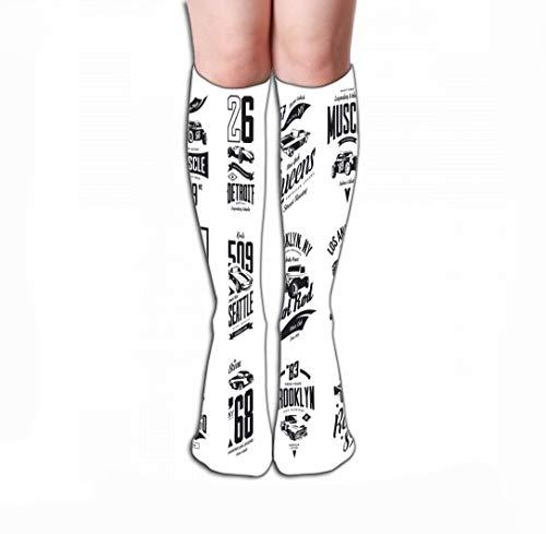 YILINGER High Stockings 19.7