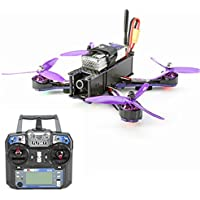 EACHINE Wizard X220 FPV Quadcopter with HD Camera Blheli_S Naze32 6DOF 5.8G 48CH 200MW 700TVL Camera w/ FlySky I6 RC Racer Drone RTF Mode 2