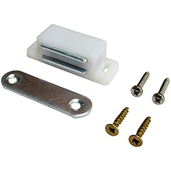 Cabinet Magnet Latch 10 Pack - Best for Closure of A ...