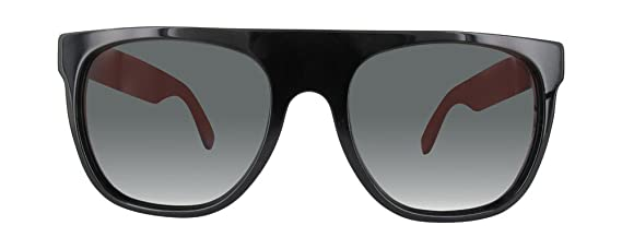 ef677d4e5b1c Amazon.com: RETROSUPERFUTURE Men's Sunglasses 55 Black: Clothing