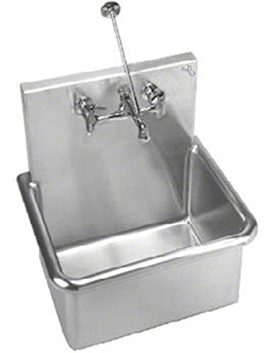 Merveilleux Just A 18665 2 Single Compartment 14ga T 304 Stainless Steel Service Sink