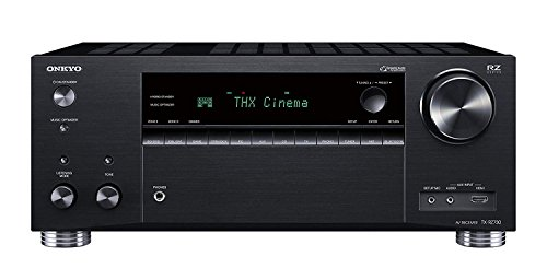 Onkyo TX-RZ730 9.2 Channel 4k Network A/V Receiver Black ()