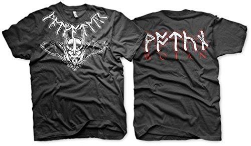 Wotan Allvater 2 - Tshirt Größe XL