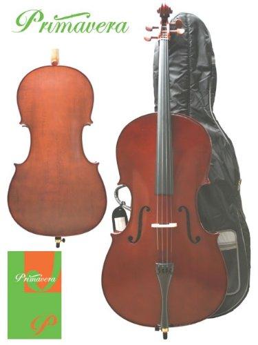 Primavera Prima 90 Student Cello Outfit, SIZE 4/4