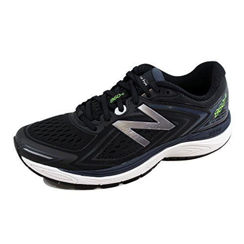 Pictures of New Balance Men's M860BW8 Black/Grey 12 2E US 1