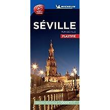 Séville - Plan de Ville Plastifié
