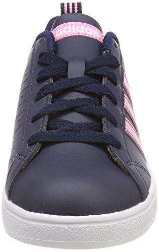 Adidas Vrouwen Vs Voordeel Fitness Schoenen Blauw (maruni / Ftwbla / Rossua 000)