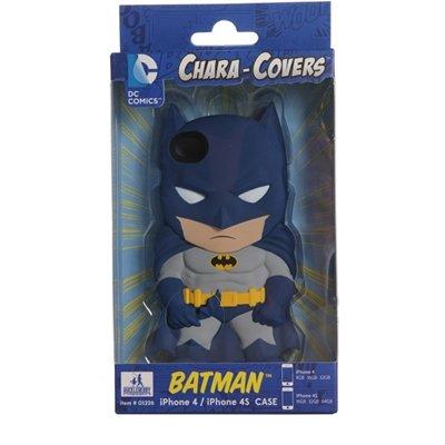 Fits Iphone 4/4s Case Rubberized -Batman