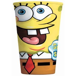 SpongeBob SquarePants 16oz cups ()