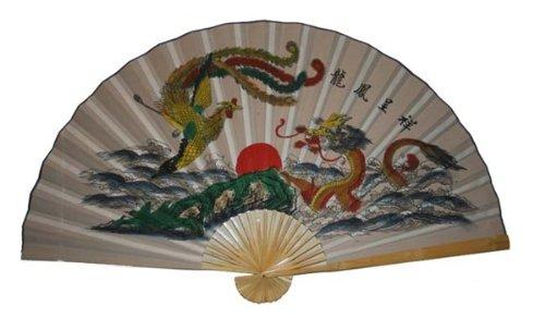 classic 35 oriental wall fan - 7