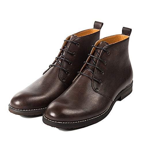 Cintura Brown Desert Tempo Pelle Libero Inverno E Pelle Autunno per in per Stivali Boots Il Uomo Adulti Boots Marten Classica Doc UpSqOO