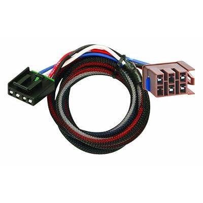 Tekonsha 3015 2-Plug Brake Control Wiring Adapter for GM: Automotive