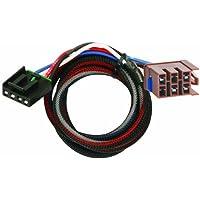 Tekonsha 3015 2-Plug Brake Control Wiring Adapter for GM