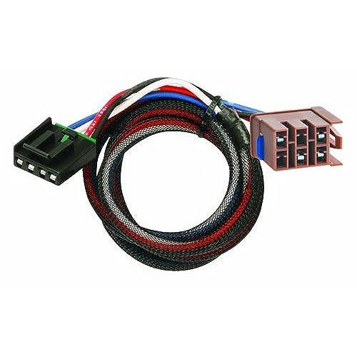 gm trailer plug adapter amazon com rh amazon com gm trailer hitch wiring adapter chevy silverado trailer wiring adapter