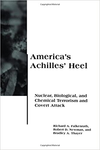 Book America's Achilles' Heel: Nuclear, Biological and Chemical Terrorism and Covert Attack (BCSIA Studies in International Security) (Belfer Center Studies in International Security)