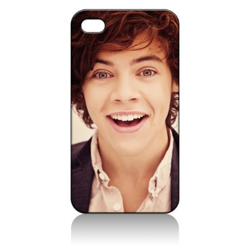 MagicSky One Direction Pattern #11 Case Cover for Apple iPhone 4 4G 4S