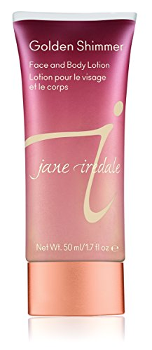 (Golden Shimmer Face and Body Lotion, 1.7 fl. oz.)