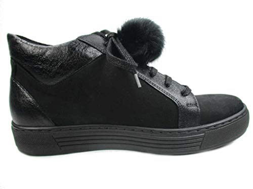 Solidus Black Boots Boots Women's Black Solidus Women's w07APFq