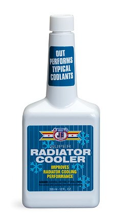Justice Brothers RC/22P Super Radiator Cooler - Engine & Transmission Heat Treatment - Gas & Diesel - 12oz 2-PACK by Justice Bros