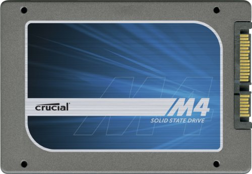 Crucial m4 64GB 2.5-Inch Solid State Drive SATA 6Gb/s with D