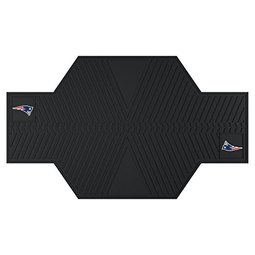 FANMATS 15325 NFL New England Patriots Motorcycle Mat by Fanmats