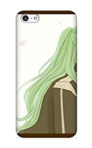Gfijgi-2761-rphvekj Faddish Anime Katekyo Hitman Reborn Case Cover For Iphone 5c With Design For Christmas Day's Gift