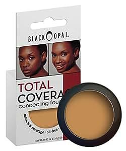 Black Opal Total Coverage Concealer Truly Topaz 11.4 gm by Black Opal