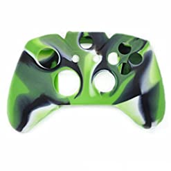 Silicone Skin For XBOX ONE Controller (Camouflage Green) x 1