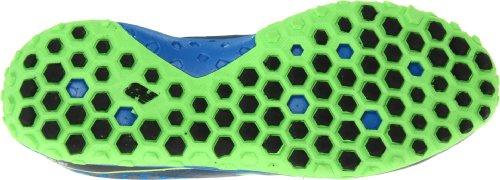 New Balance Men's M1690 Minimus Running Shoe,Blue/Lime,10.5 D US