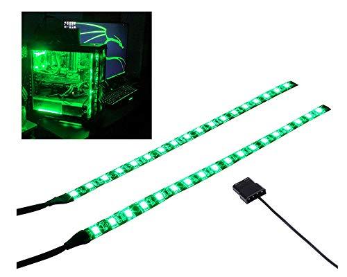 Green Led Computer Lights