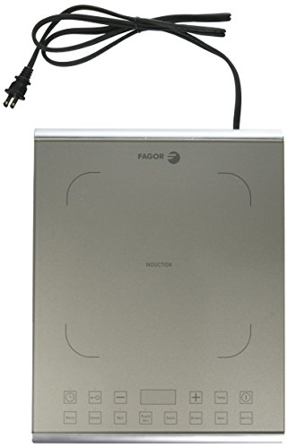 white induction cooktop - 4