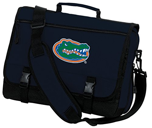 Broad Bay Florida Gators Laptop Bag University of Florida Computer Bag Messenger Bag by Broad Bay