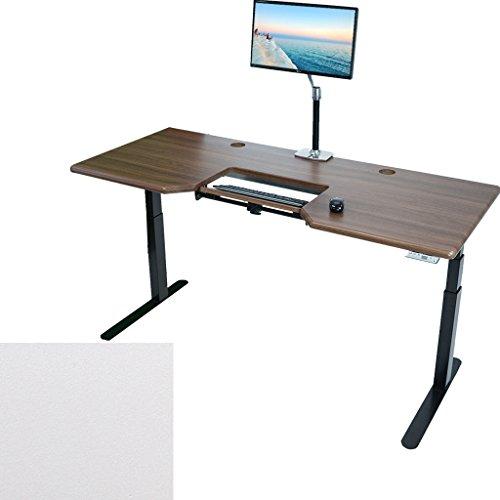Omega everest electric adjustable height standing desk w for Motorized adjustable standing desk